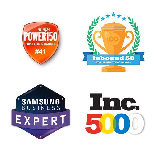 Badge Website the list of 50 link building strategies seo audiencestack