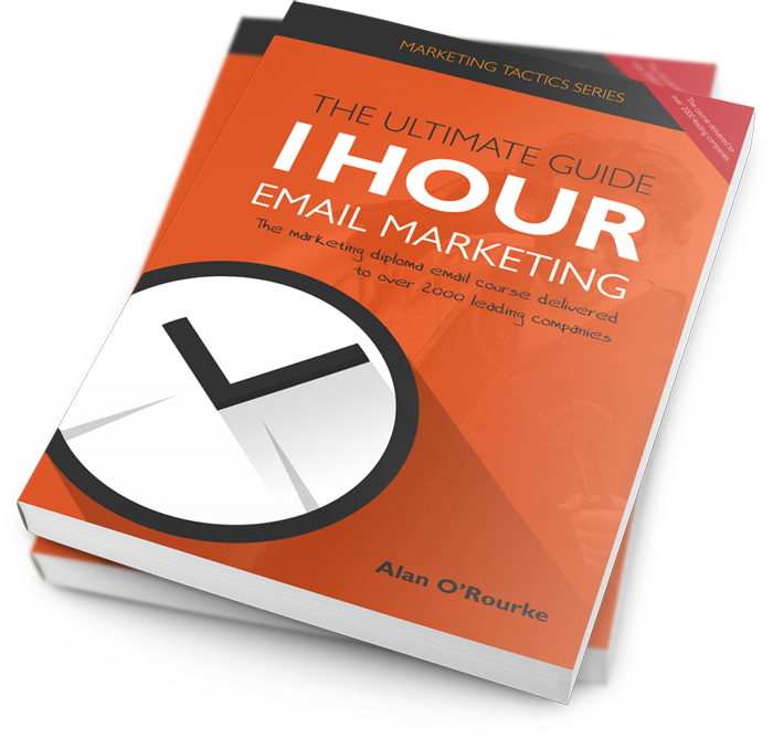One Hour Email Marketing - Book